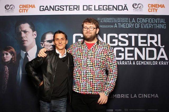 Gangsteri de legenda Dan Coscai Emil Calinescu
