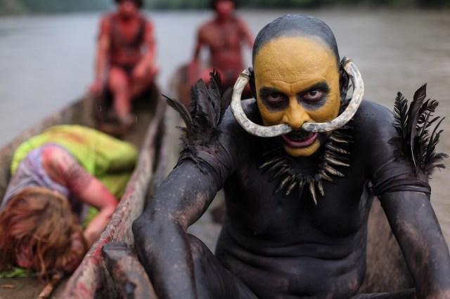 Green Inferno – Infernul din Amazon