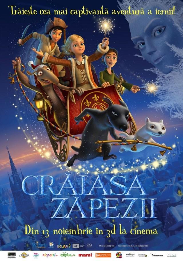 Craiasa Zapezii 2015 poster Romania