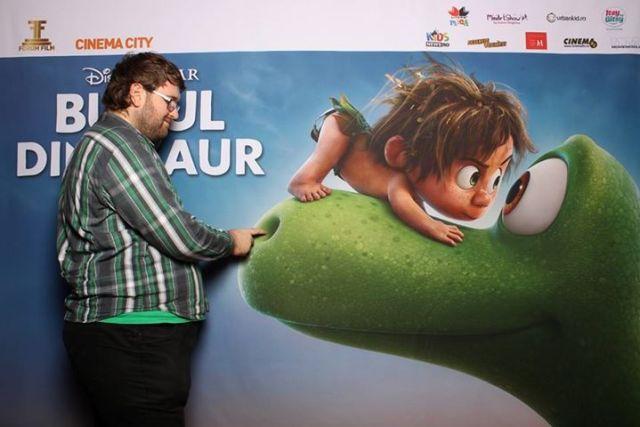 Emil Calinescu Bunul Dinozaur
