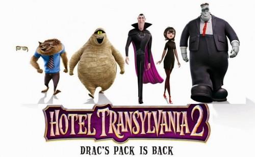 CONCURS FULGER: Hotel Transilvania 2