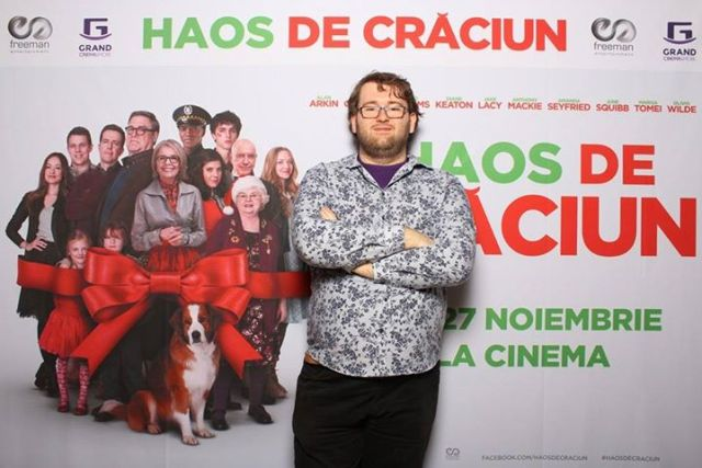 Cinemil Haos de Craciun