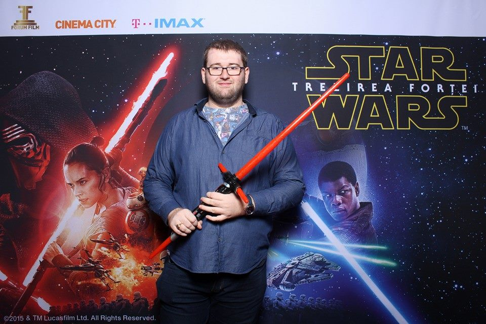 Cinemil Star Wars Trezirea Fortei