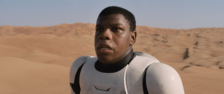 Finn Stormtrooper Star Wars Trezirea fortei