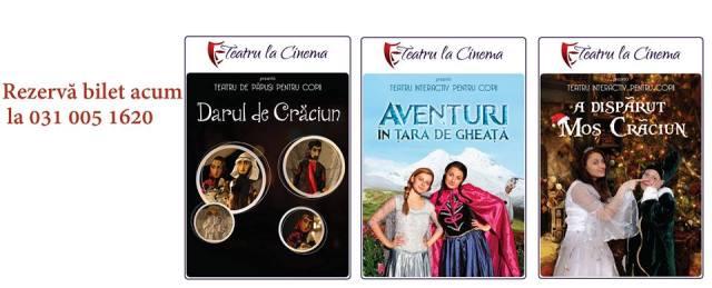 Teatru la Cinema City