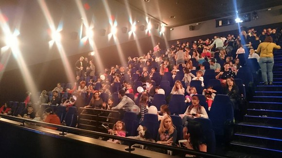 Teatru la Cinema Spectatori
