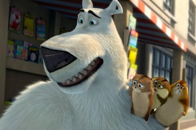 Norm de la Polul Nord Film