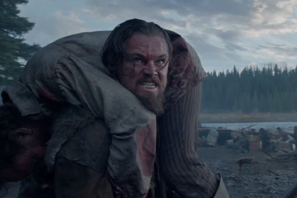The Revenant Movie 2016