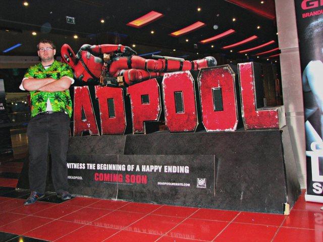 Emil Calinescu Deadpool