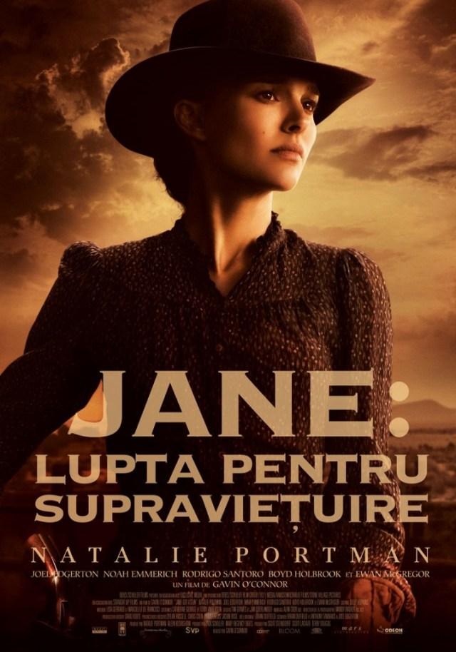 Jane got a gun POSTER ROMANIA