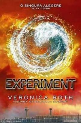 Al treilea volum din seria Divergent - Allegiant, tradus Experiment (disponibil pe bookcity.ro)