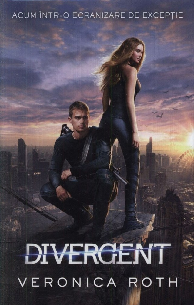 Acesta este Divergent, VOL I (disponibil la Elefant)