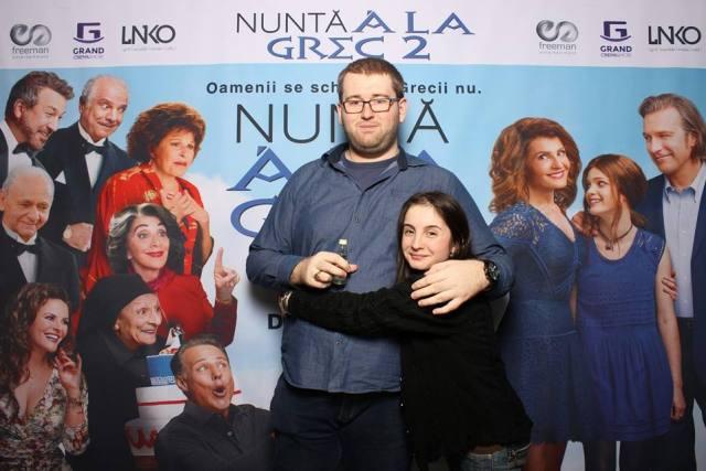 Emil Calinescu Daniela Bojinca Nunta a la grec