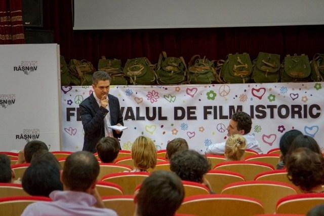 Festivalul de Film Istoric_Scoala de Vara
