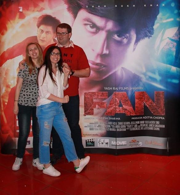 Filmul FAN bloggeri