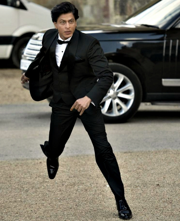 SRK filmul FAN