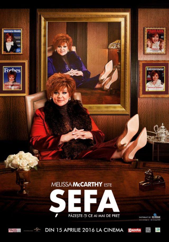 The Boss - Sefa POSTER