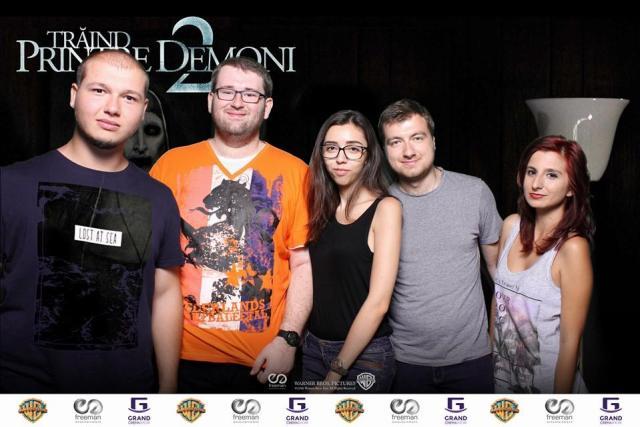 Bloggeri Traind printre demoni 2