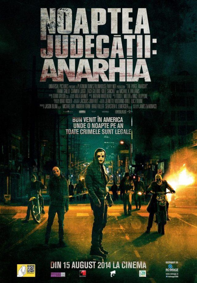 Noaptea judecatii Anarhia 2014
