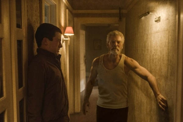 Don't Breathe Omul Din Intuneric