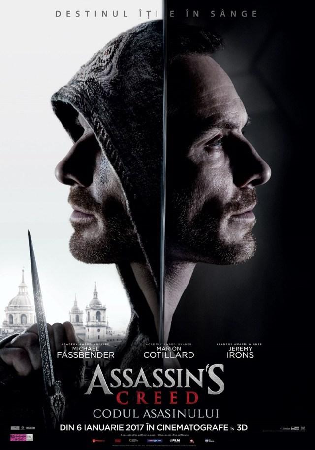 Filmul Assassin's Creed
