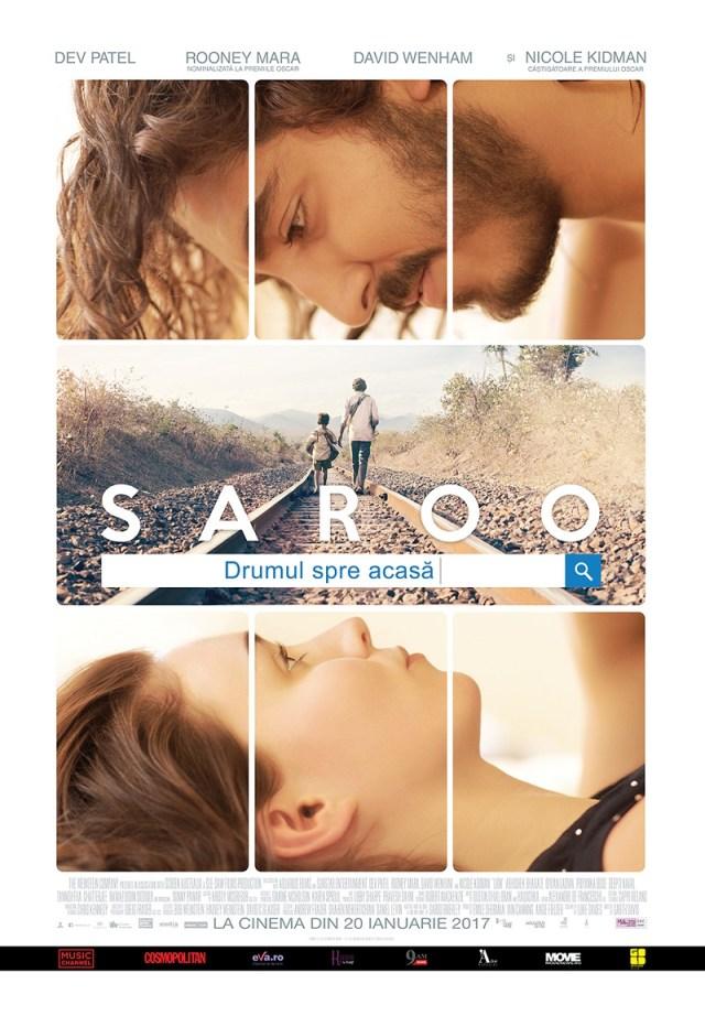 Lion – Saroo: Drumul spre casa