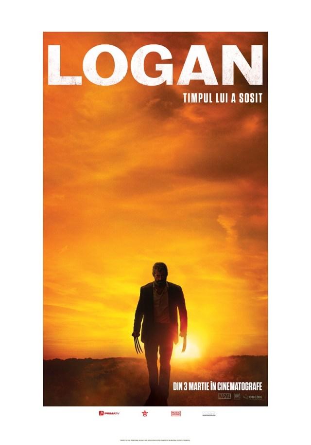 Iesirea din scena a lui Logan este una demna de un astfel de personaj!