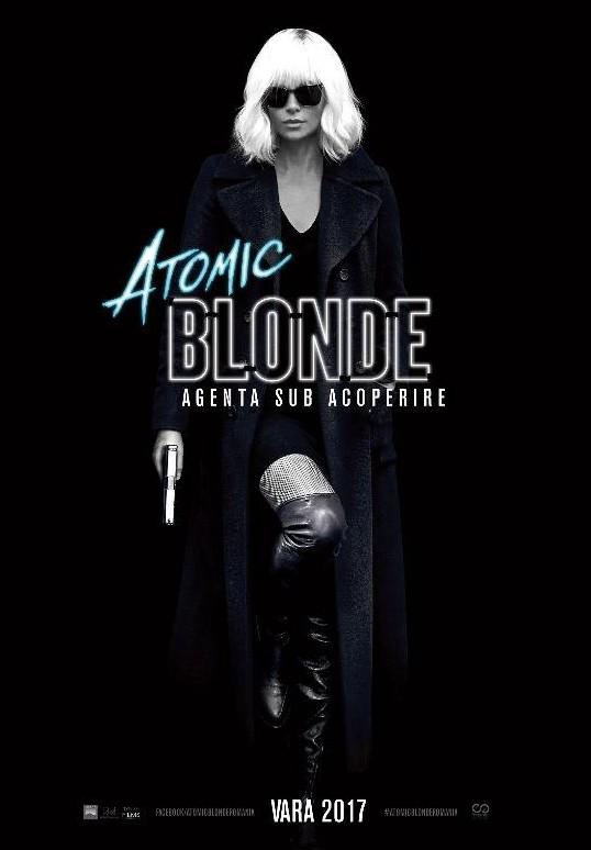 Atomic Blonde nu este ceea ce pare!