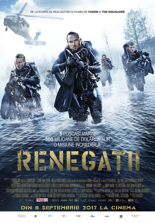Renegatii – Renegades mi-a reamintit de ce urasc filmele americane de razboi