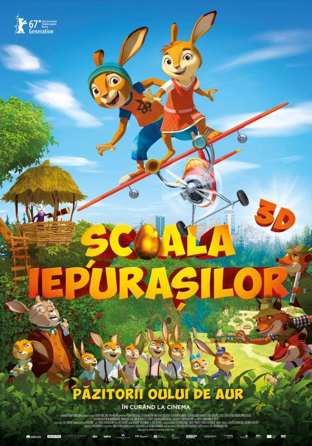 Top 5 animatii pentru copii in acest Weekend la Minimest