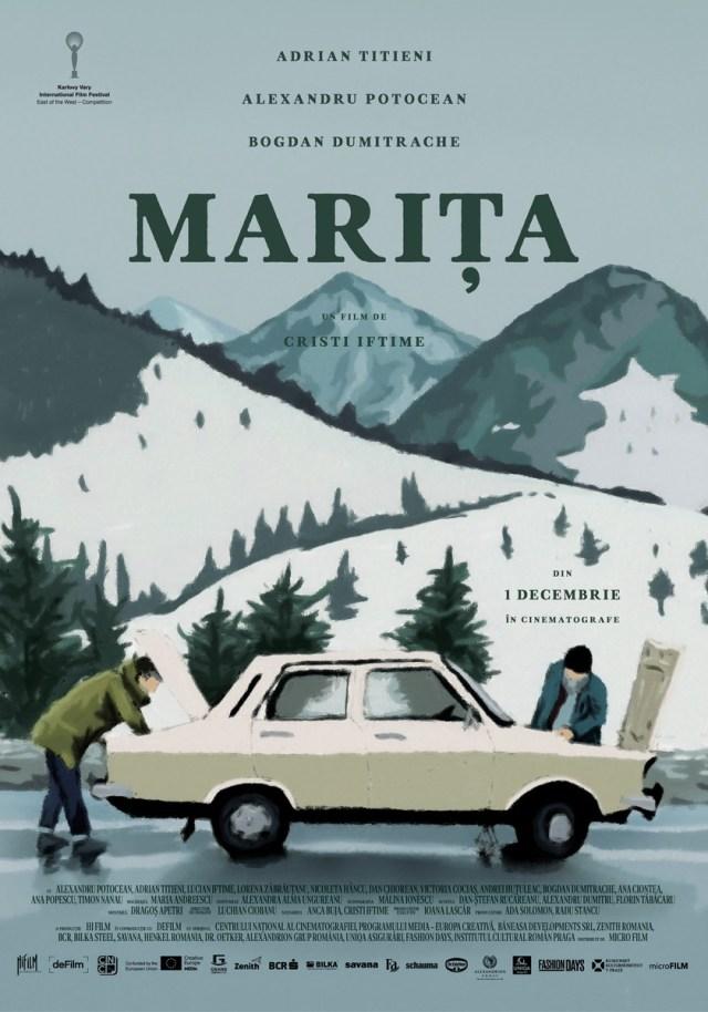 Marita – comedie romaneasca autentica – Filme de Cannes la Bucuresti 2017