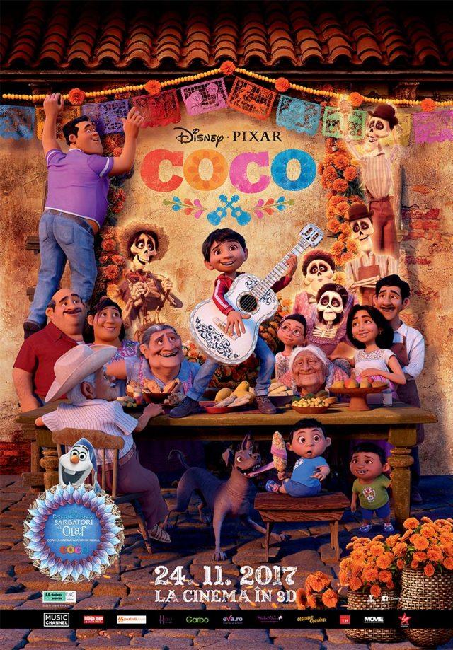 Ana Marin despre Coco