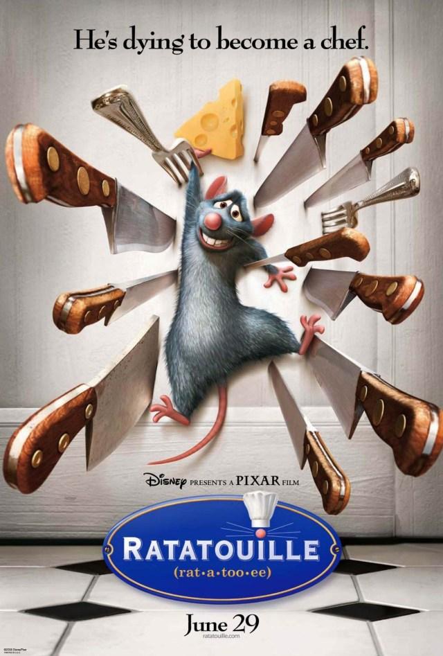 Concurs de sarbatori: DVD cu animatia Ratatouille