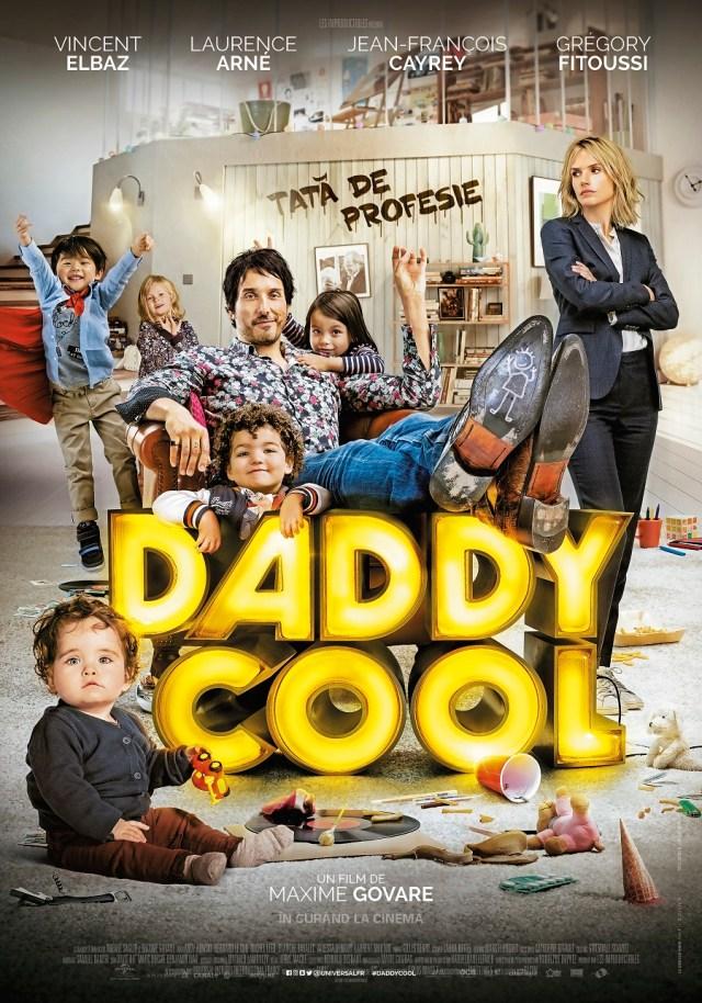 Daddy Cool – Tata de profesie – Cat de importanti sunt cei din jurul tau