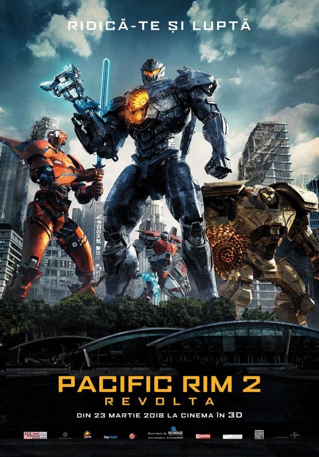Pacific Rim: Uprising – Pacific Rim 2: Revolta