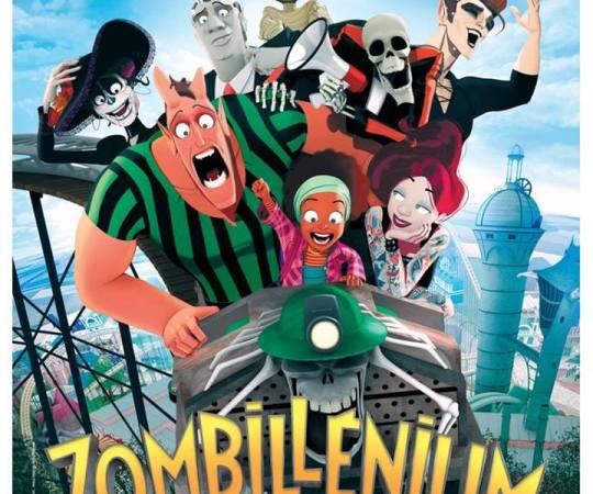 Zombillenium este un fel de Hotel Transilvania – TIFF 2018