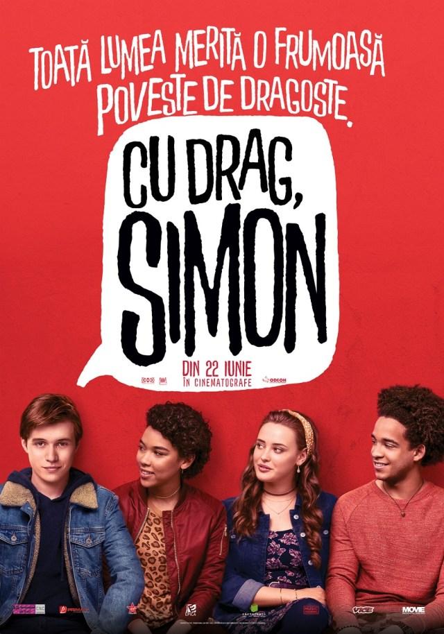 Cu drag Simon – Love Simon