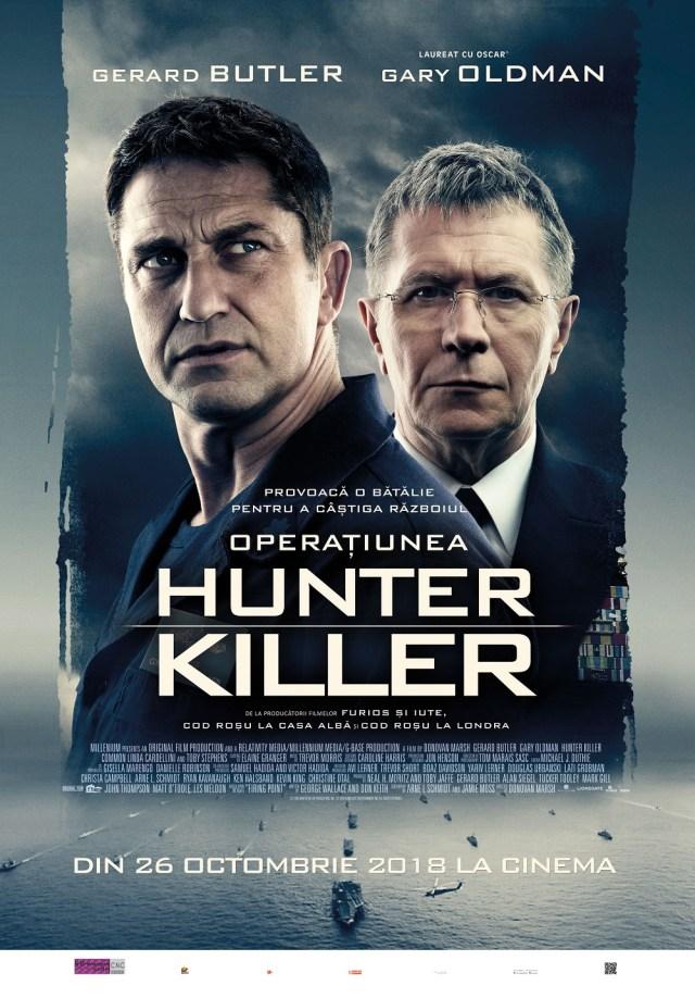 Operatiunea Hunter Killer sau pericolul unei lovituri militare in Rusia