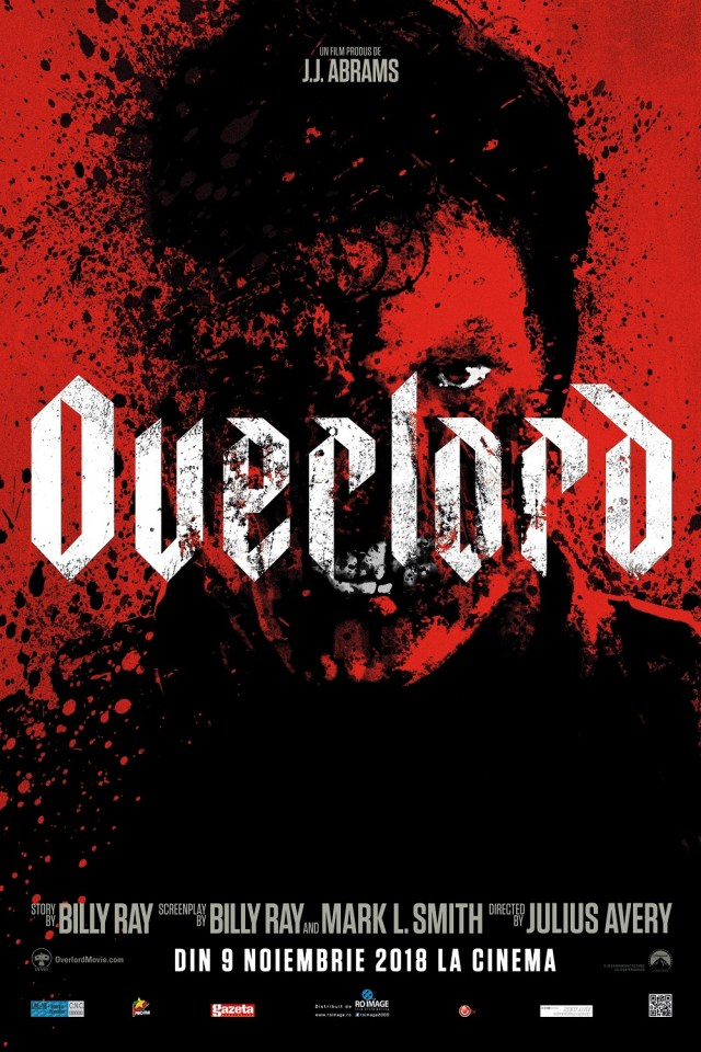 Overloard – Nascut talent, mort speranta. Film demisec.