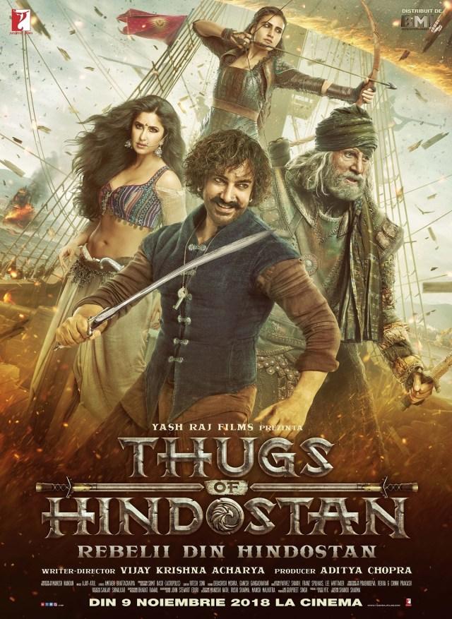 Trif Vlad despre Rebelii din Hindostan – Thugs of Hindostan