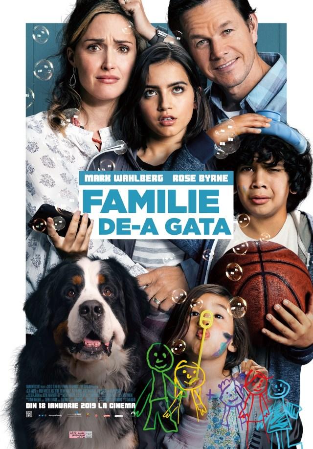 Familie de-a gata – Instant family