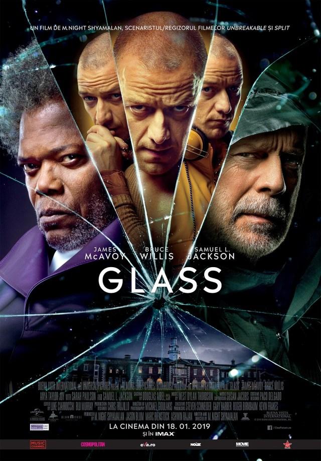 Glass – cat de mult poate strica FINALUL un film BUN?