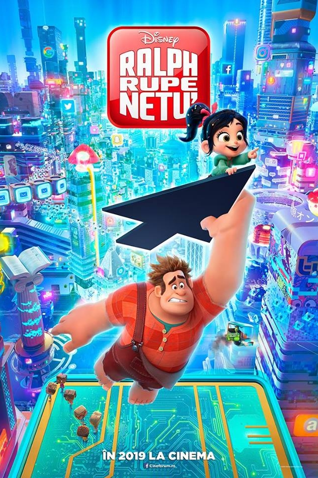 Ralph rupe netu' – Ralph Breaks the Internet