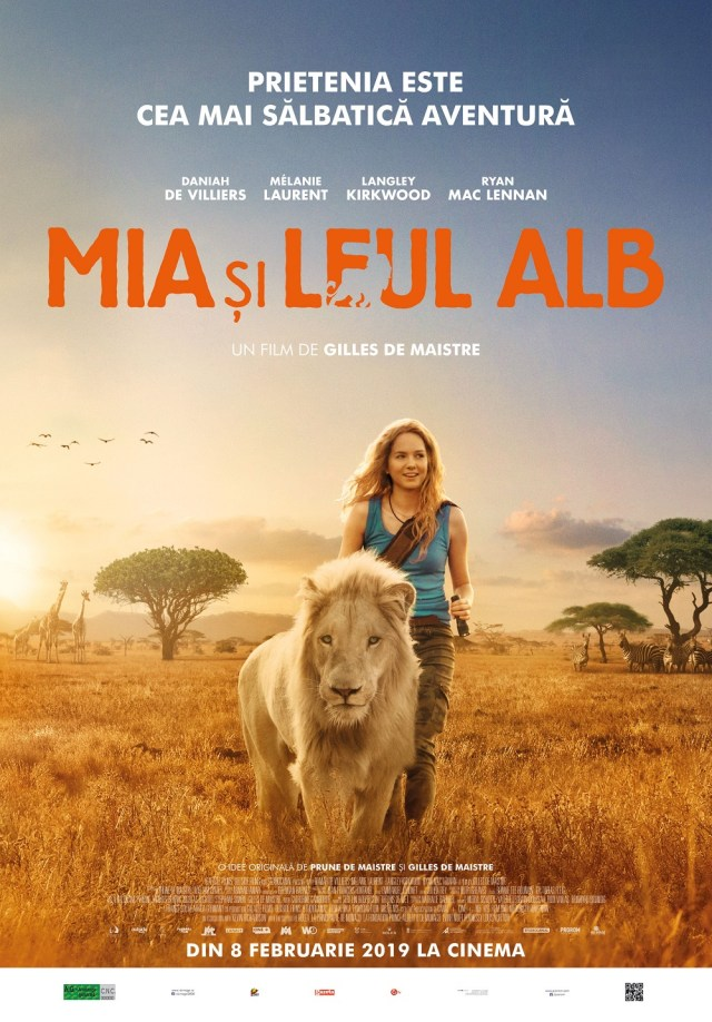 Mia si Leul Alb – Mia and the White Lion