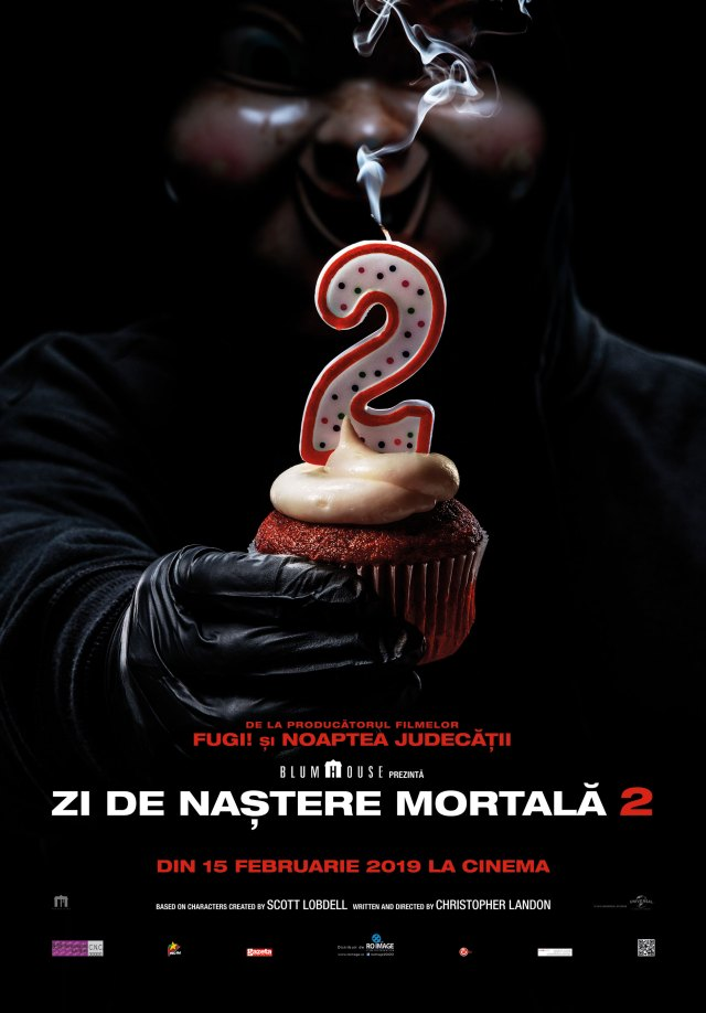 Zi de nastere mortala 2 – Happy Death Day 2U