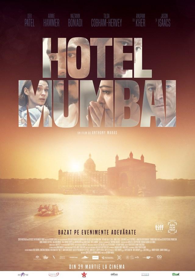 Hotel Mumbai este intens, dar nu este deloc indian