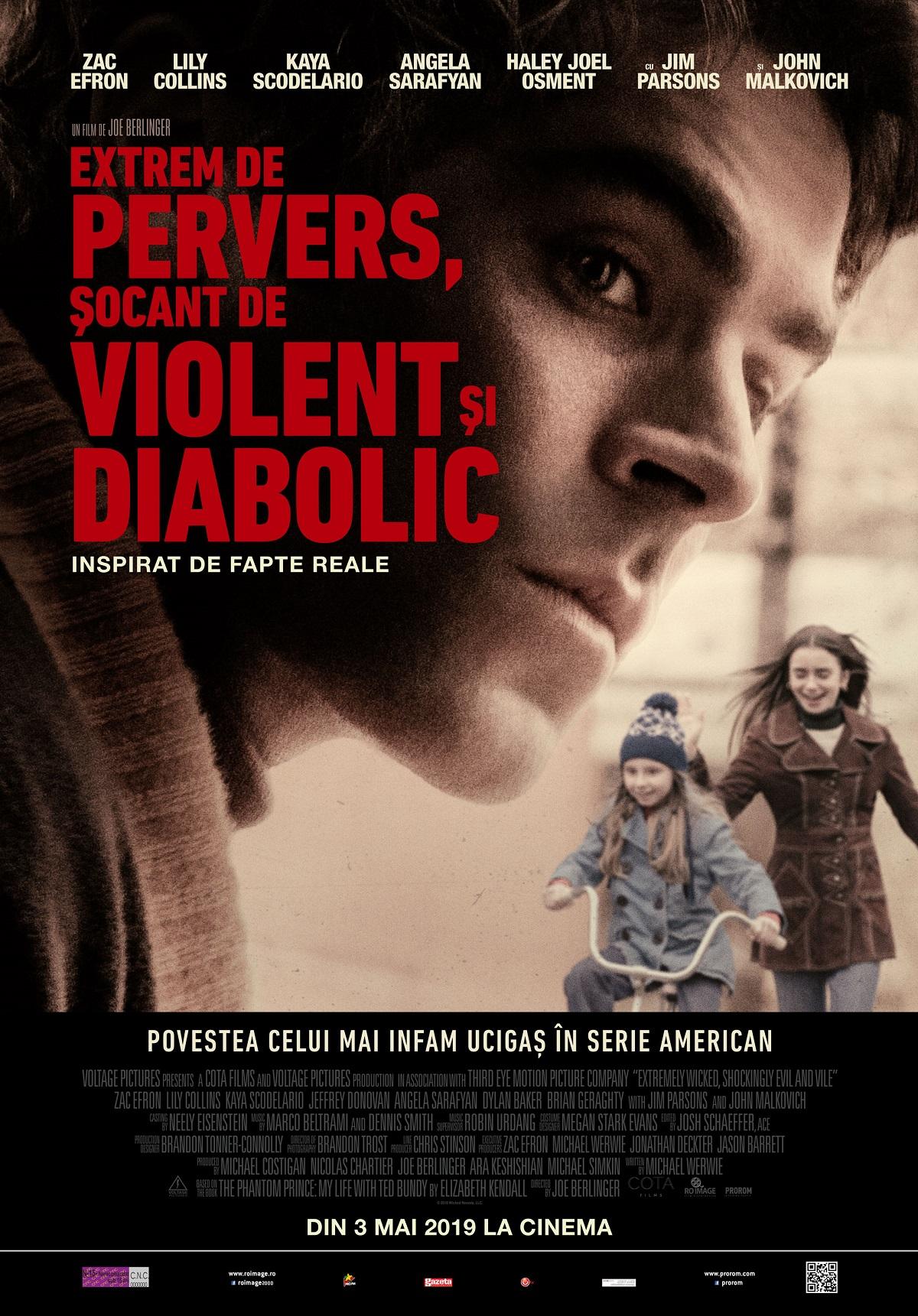 Extrem de pervers socant de violent si diabolic POSTER ROMANIA