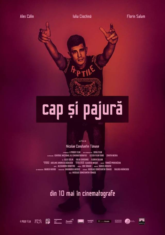 Cap si Pajura – Ultimele clipe din viata unui manelist obsedat