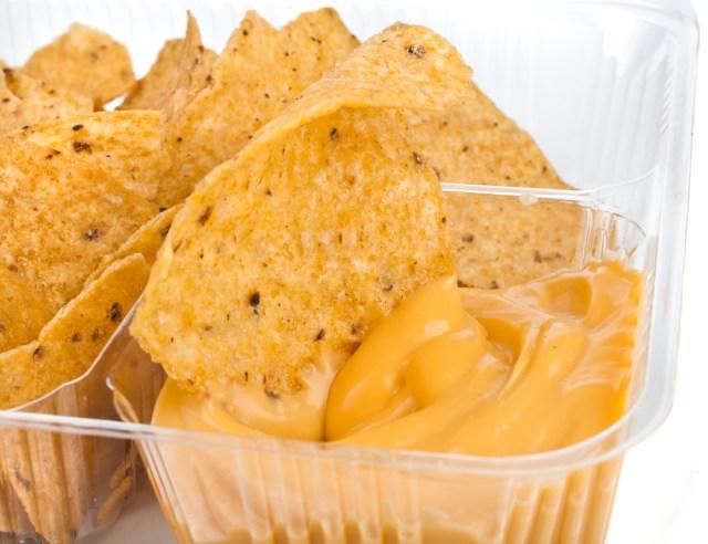 Nu mai mancati nachos la cinema!