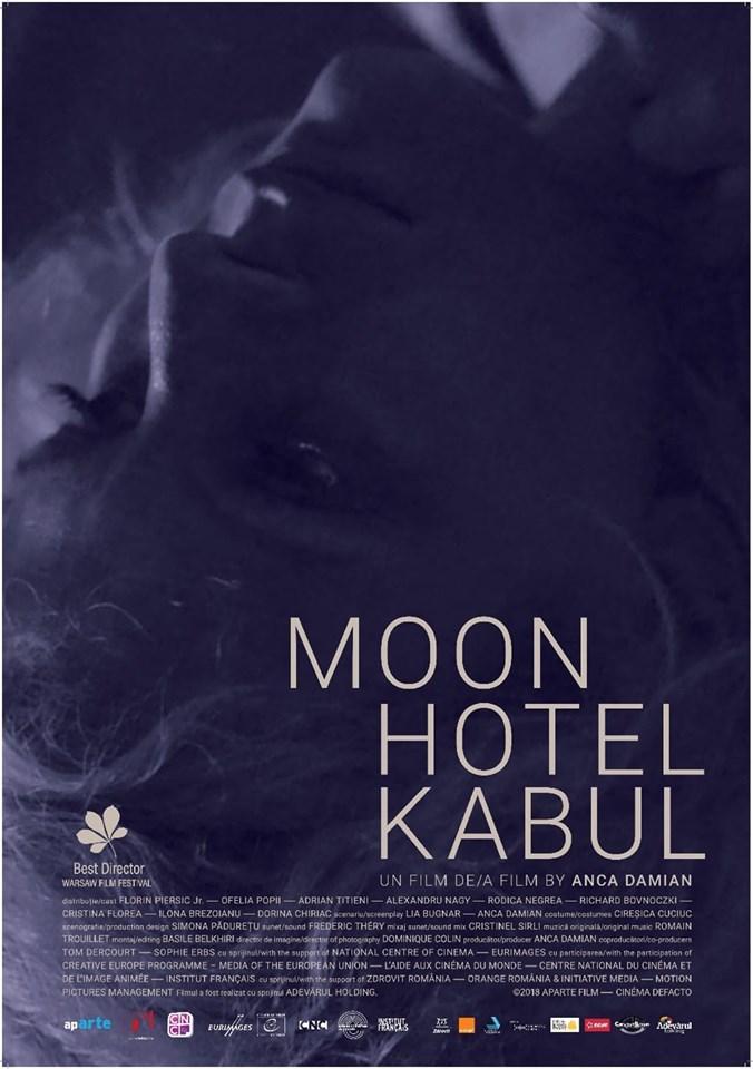 Moon Hotel Kabul POSTER Romania